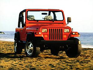 Jeep Wrangler 2 дв. внедорожник Wrangler