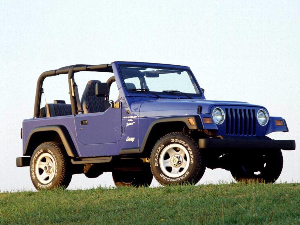Jeep (Джип) Wrangler 1996-2002 г.
