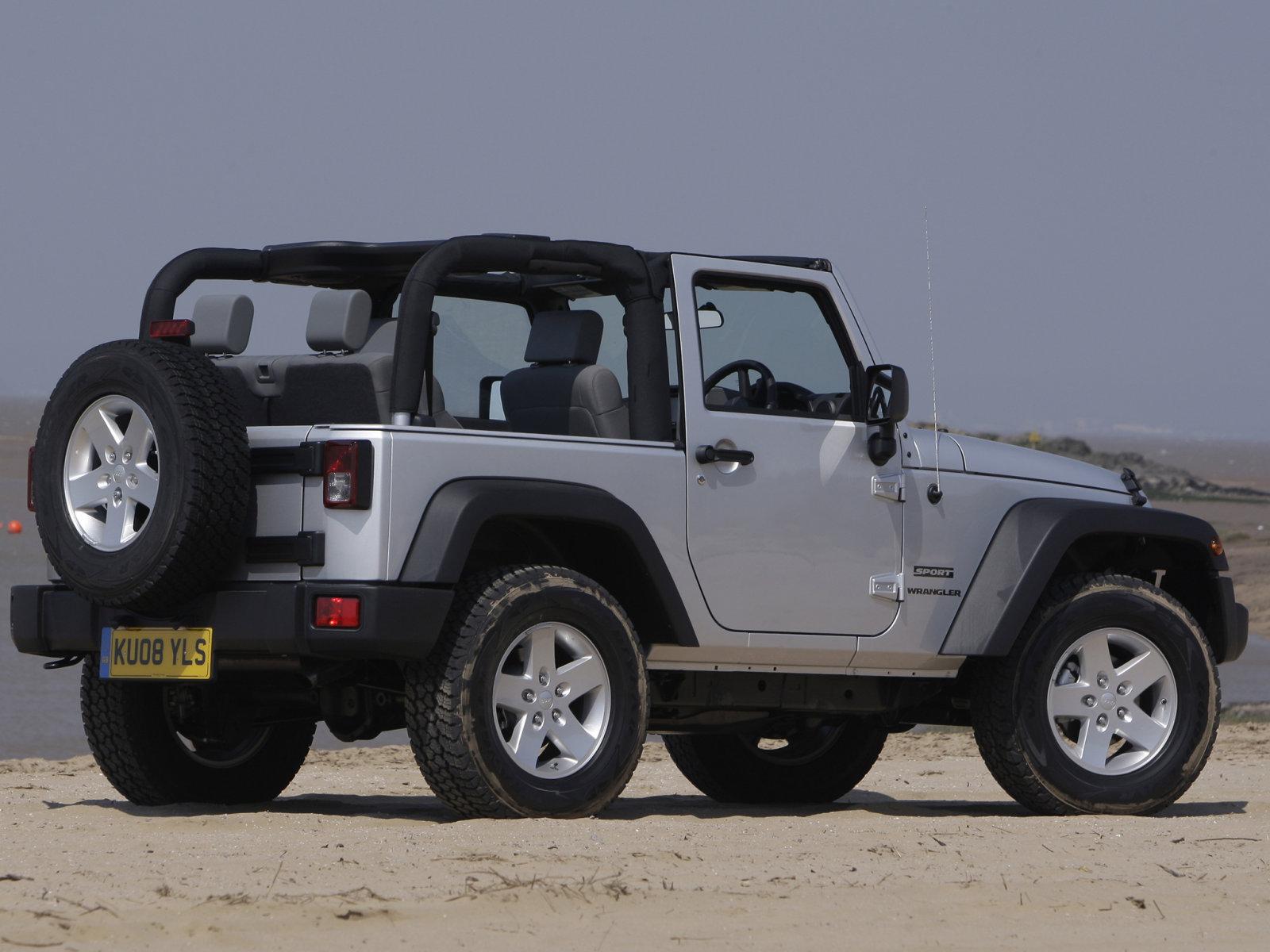 Jeep Джип Wrangler 2010 г технические характеристики