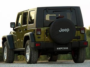 Jeep Wrangler 4 дв. внедорожник Wrangler Unlimited