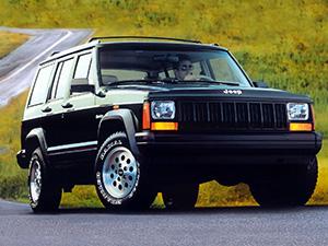 Cherokee с 1991 по 1997