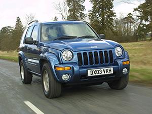 Cherokee с 2001 по 2005