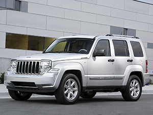 Cherokee с 2008 по 2013