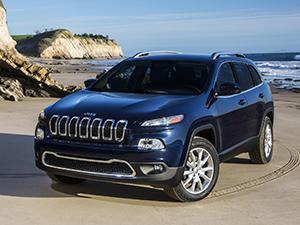 Технические характеристики Jeep Cherokee 2.4 4WD 2013- г.
