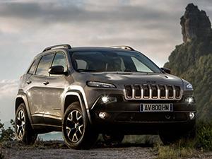Технические характеристики Jeep Cherokee