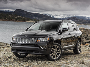 Технические характеристики Jeep Compass