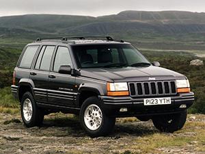 Grand Cherokee с 1993 по 1999