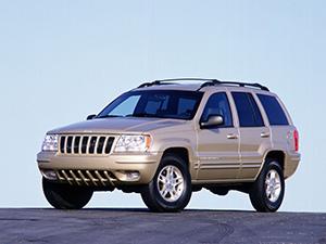 Grand Cherokee с 1999 по 2001