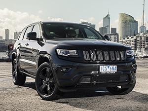 Технические характеристики Jeep Grand Cherokee