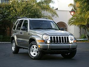 Технические характеристики Jeep Liberty 3.7 4WD 2004-2008 г.