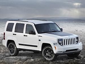 Технические характеристики Jeep Liberty