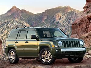 Технические характеристики Jeep Patriot