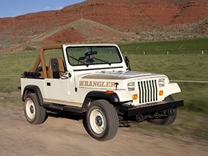 Wrangler с 1991 по 1996