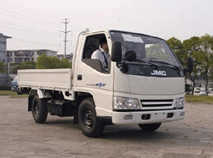 JMC 1043 2 дв. фургон цельнометаллический 1043