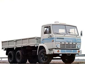 КамАЗ 53 2 дв. тягой 5320