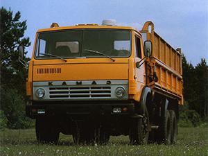 КамАЗ 5510 2 дв. самосвал 55102