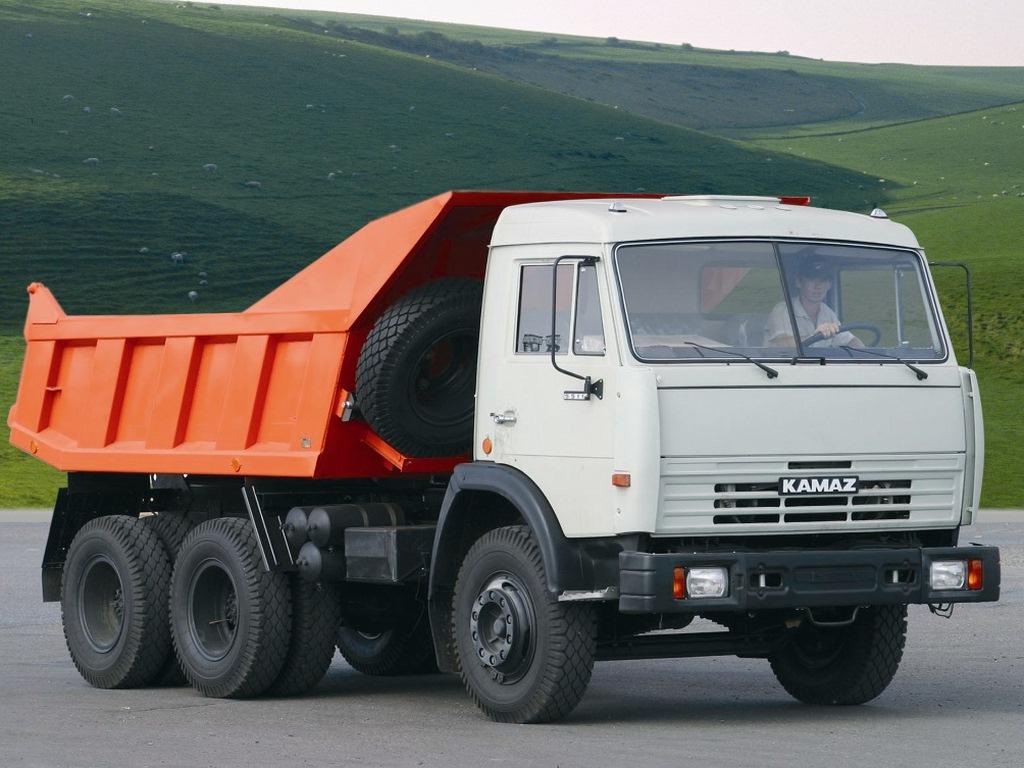 КамАЗ 55111 2 дв. шасси 55111