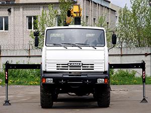 КамАЗ 43118 2 дв. бортовой 43118