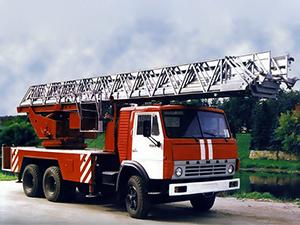 КамАЗ 53213 2 дв. шасси 53213