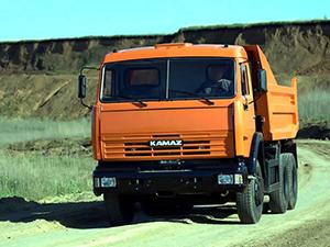 КамАЗ 55111 2 дв. самосвал 55111