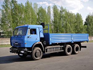 КамАЗ 53215 2 дв. тягой 53215