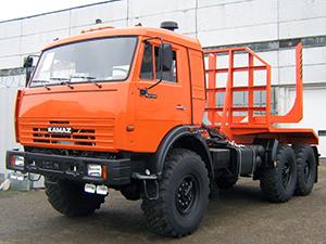 Технические характеристики КамАЗ 43118