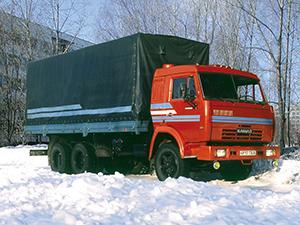 Технические характеристики КамАЗ 53215