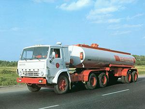 Технические характеристики КамАЗ 54