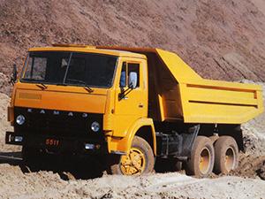 Технические характеристики КамАЗ 5510