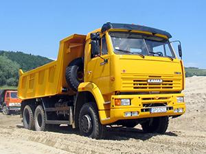 Технические характеристики КамАЗ 65111