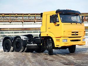 Технические характеристики КамАЗ 65116