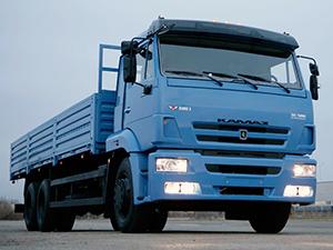 Технические характеристики КамАЗ 65117