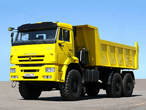 Технические характеристики КамАЗ 6522
