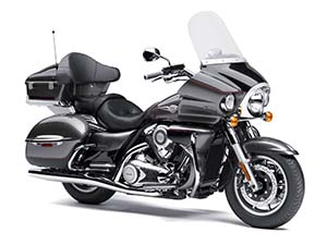 Kawasaki Vulcan туристический 1700 Voyager