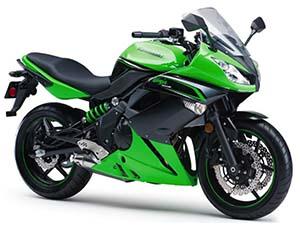 Kawasaki Ninja спортбайк 300R