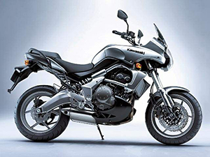 Kawasaki KLE эндуро 650 Versys