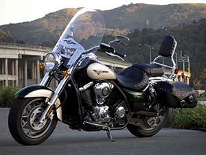 Kawasaki Vulcan туристический 1700 Classic LT