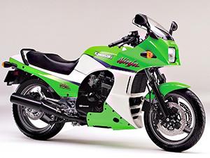 Kawasaki GPZ спорт-турист 400