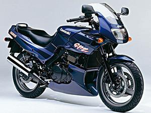 Kawasaki GPZ спорт-турист 500