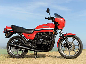 Kawasaki GPZ спорт-турист 750