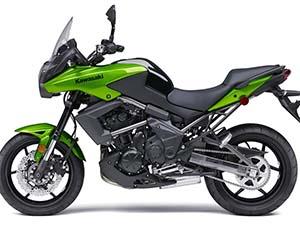 Kawasaki Versys спортбайк Versys