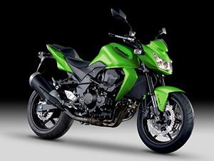 Kawasaki Z 750 спортбайк Z 750