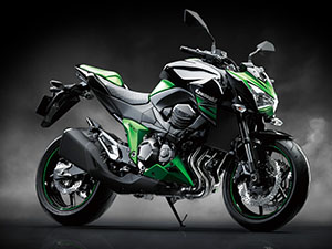 Kawasaki Z 800 спортбайк Z 800