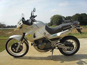 Kawasaki KLE эндуро 400