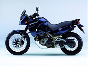 Kawasaki KLE эндуро 500