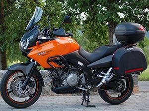 Kawasaki KLV 1000 эндуро KLV 1000