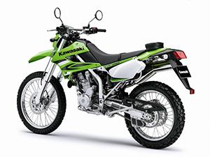 Kawasaki KLX эндуро 250