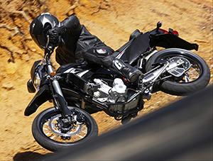 Kawasaki KLX эндуро 250 SF