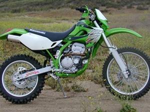Kawasaki KLX эндуро 300 R