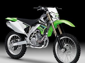 Kawasaki KLX эндуро 450 R